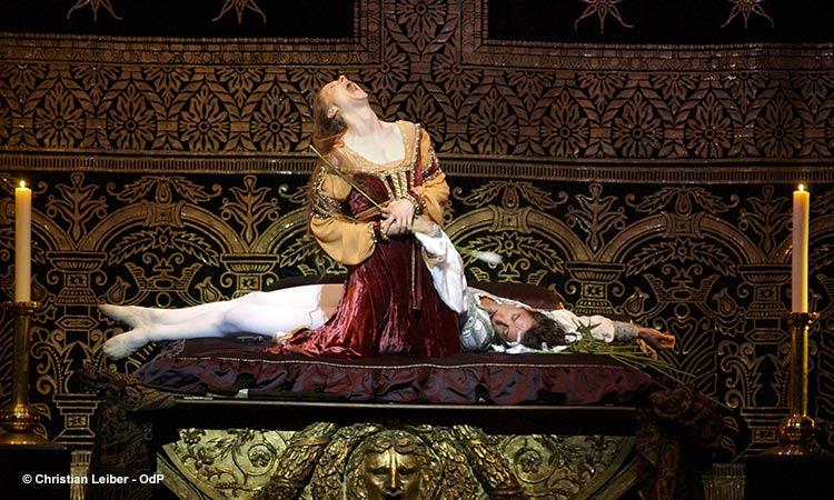 Romeo et juliette Rudolf Noureev