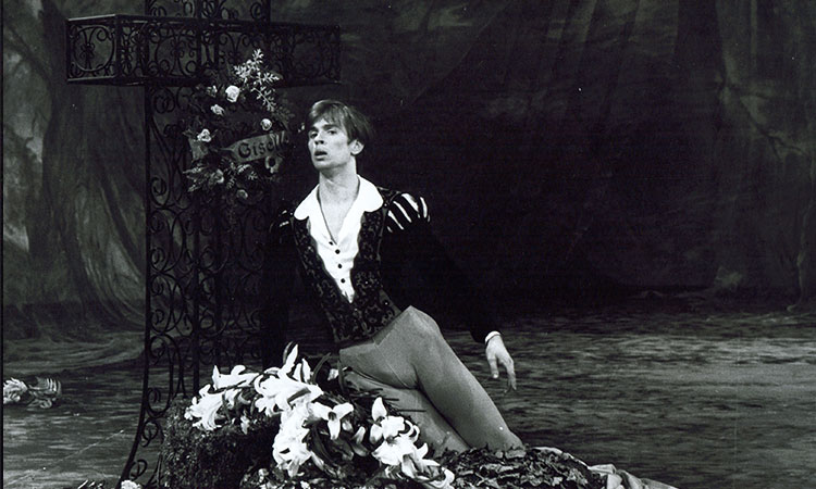 Remembering Rudolf Nureyev by John Percival