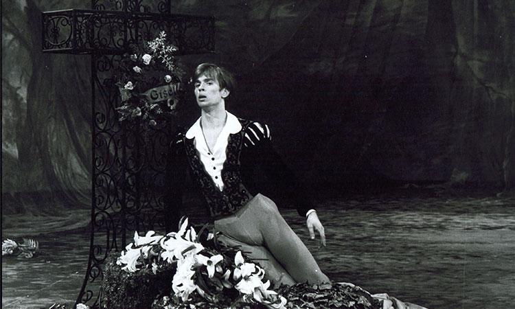 Remembering Rudolf Nureyev by John Percival