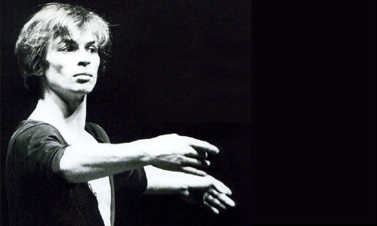 Remembering Rudolf Nureyev by Maud Gosling