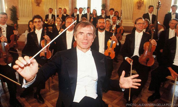 Noureev Nureyev chef d'orchestre