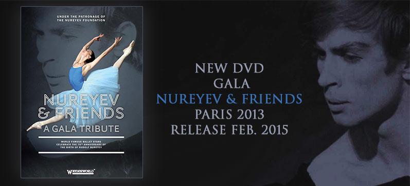 Rudolf Nureyev DVD