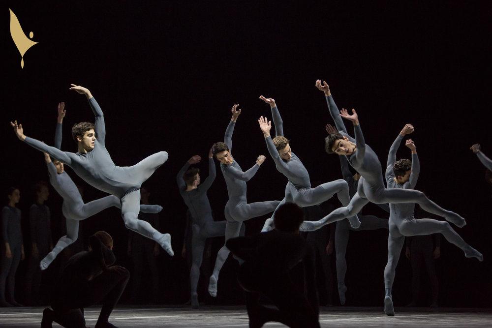 Crédit : Gregory Batardon/Prix de Lausanne