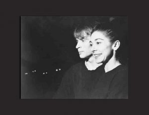 Rudolf Noureev et Margot Fonteyn