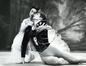 Rudolf Noureev and Margot Fonteyn in Giselle - 1962