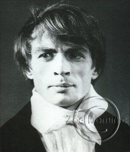 Portrait de Rudolf Noureev