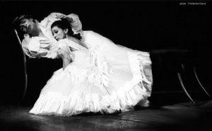 Rudolf Noureev et Margot Fonteyn dans Marguerite et Armand